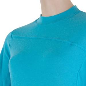 Dámské triko Sensor MERINO EXTREME modrá 18200032, Sensor