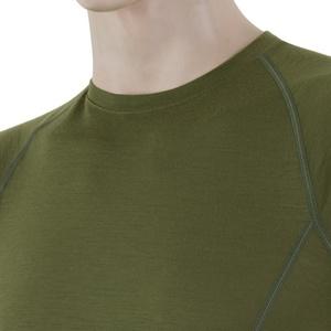 Pánské triko Sensor Merino Wool Active safari 17200019, Sensor