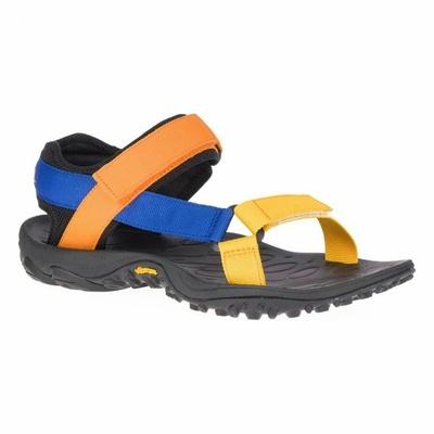 Pánské sandály Merrell Kahuna Web blue/orange, Merrel