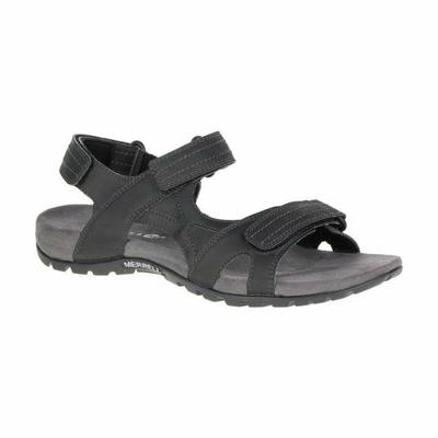Pánské sandály Merrell Sandspur Rift Strap black, Merrel