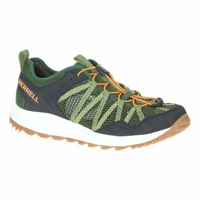 Pánské outdoorové boty Merrell Wildwood Aerosport lichen, Merrel
