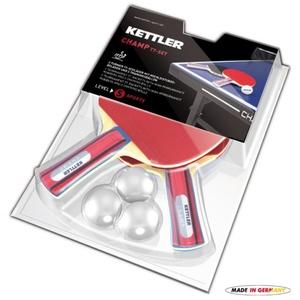 Set pálek a míčku na stolní tenis Kettler CHAMP 7091-700, Kettler
