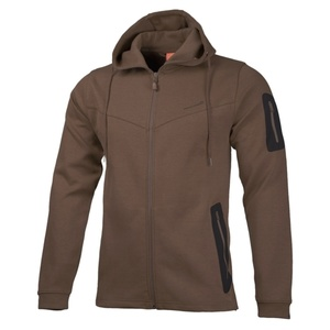Mikina s kapucí PENTAGON® Pentathlon hnědá, Pentagon