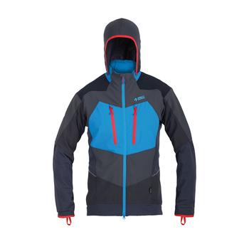 Pánská softshellová bunda Direct Alpine Mistral anthracite/ocean, Direct Alpine