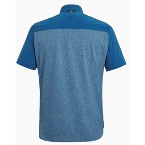 Košile Salewa PUEZ HYBRID DST M S/S SHIRT 27395-8968, Salewa