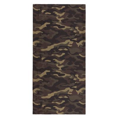 Multifunkční šátek Husky Printemp camouflage, Husky