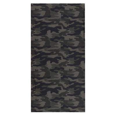 Multifunkční šátek Husky Printemp dark camouflage, Husky