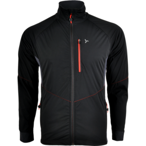 Pánská bunda Silvini NATISONE MJ1100 black-red, Silvini