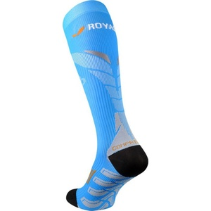 Kompresní podkolenky ROYAL BAY® Neon 2.0 Blue 5099, ROYAL BAY®