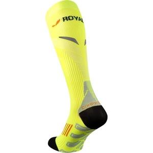 Kompresní podkolenky ROYAL BAY® Neon 2.0 Yellow 1099, ROYAL BAY®