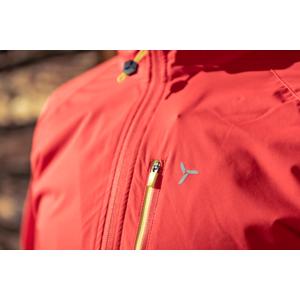 Pánská bunda Silvini NATISONE MJ1100 red-yellow, Silvini