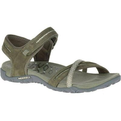 Dámské sandály Merrell Terran Cross II dusty olive, Merrel