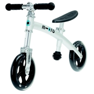 Odrážedlo Micro G-Bike+ GB0008 light alu, Micro