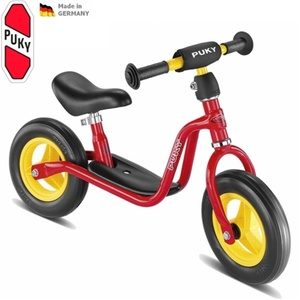 Odrážedlo PUKY Learner Bike Medium LR M červené, Puky