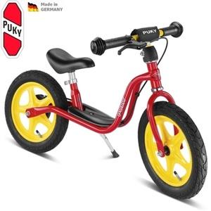 Odrážedlo s brzdou PUKY Learner Bike LR 1L BR červené, Puky