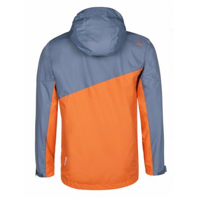 Pánská funkční outdoorová bunda Kilpi ORLETI-M oranžová, Kilpi