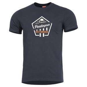 Pánské tričko PENTAGON® Victorious černé, Pentagon