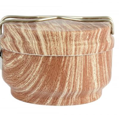 EŠUS ALB WOOD 2 dílný, design dřevo 0615, ALB