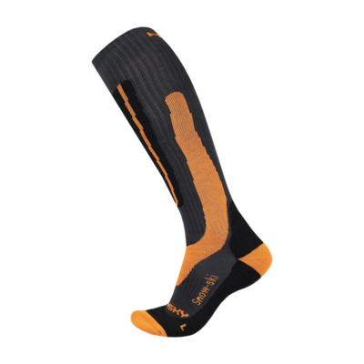 Ponožky Husky Snow-ski oranžové, Husky