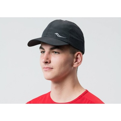 Saucony Speed Run Cap Black
