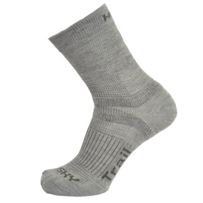 Ponožky Husky Trail sv. šedá, Husky