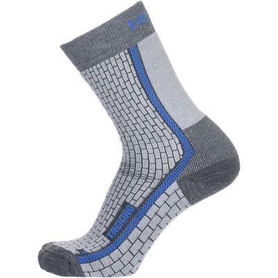 Ponožky Husky Treking-New šedá/modrá, Husky