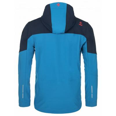 Pánská softshellová bunda Kilpi PRESENA-M modrá, Kilpi