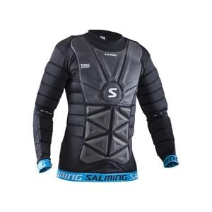 Brankářská vesta Salming Protech Pro Goalie LS Jsy, Salming