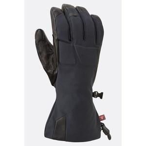 Rukavice Rab Pivot GTX Glove black/BL, Rab