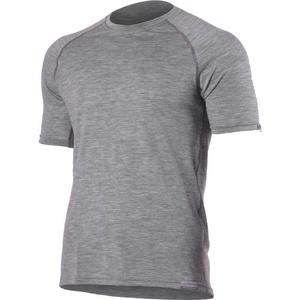 Merino triko Lasting QUIDO 8484 šedé vlněné