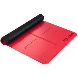 Gumová podložka na cvičení Spokey JUDY červená 1,5 cm    , Spokey