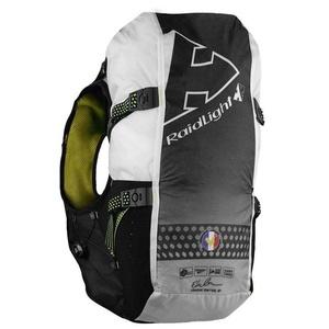 Běžecká vesta Raidlight Gilet LazerDry Responsiv 20L+2*600ml Black/Yellow, Raidlight
