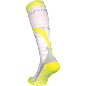 Kompresní podkolenky ROYAL BAY® Air White/Yellow 0188, ROYAL BAY®