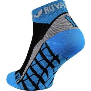 Ponožky ROYAL BAY® Air Low-Cut black/blue 9588