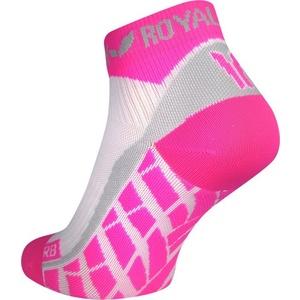 Ponožky ROYAL BAY® Air Low-Cut white/pink 0388