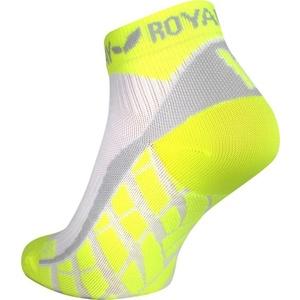 Ponožky ROYAL BAY® Air Low-Cut white/yellow 0188
