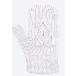 Dětské pletené Merino rukavice Kama RB202 101, Kama