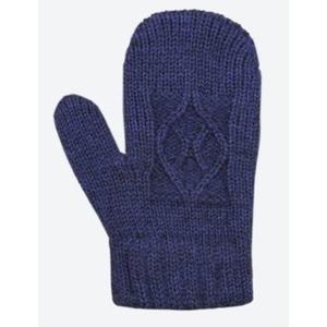 Dětské pletené Merino rukavice Kama RB202 108, Kama