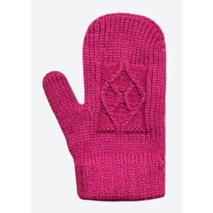 Dětské pletené Merino rukavice Kama RB202 114, Kama