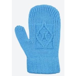 Dětské pletené Merino rukavice Kama RB202 115, Kama