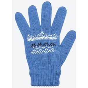 Dětské pletené Merino rukavice Kama RB203 107, Kama