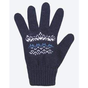 Dětské pletené Merino rukavice Kama RB203 108, Kama