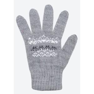 Dětské pletené Merino rukavice Kama RB203 109, Kama