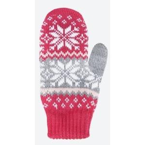 Dětské pletené Merino rukavice Kama RB204 114, Kama