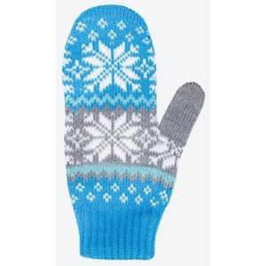 Dětské pletené Merino rukavice Kama RB204 115, Kama