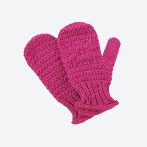 Dětské pletené Merino rukavice Kama RB206 114