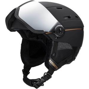 Lyžařská helma Rossignol Allspeed Visor Impacts W black RKIH400, Rossignol