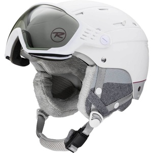 Lyžařská helma Rossignol Allspeed Vis.Impacts W Photo W RKIH402, Rossignol