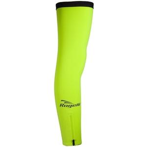 Cyklistické návleky na nohy Rogelli, reflexní žluté 009.018, Rogelli
