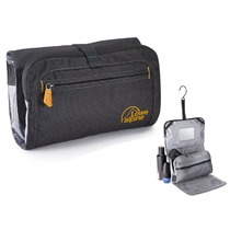 Toaletka Lowe Alpine Rollup Wash Bag Anthracite/amber